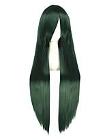 Perruques Cosplay-Mio Akiyama-Kagerou projet-Vert-100