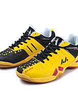 Women's Shoes PU Flat Heel Comfort Fashion Sneakers Athletic Yellow / Green / Red