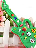 Figurine / Toy Musique Plastique Vert Puzzle Toy Toy Musique