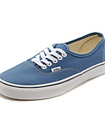 Vans Authentic Lo Pro Men's Classical Canvas Shoes Outdoor/ Athletic / Casual Sneakers Flat Heel Black / Blue / Red