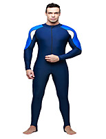 SBART Women's / Men's Wetsuits Diving Suit Breathable / Ultraviolet Resistant / Compression Wetsuits 3.5 to 5.4 mm
