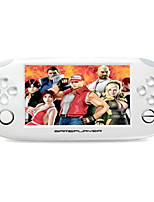 CMPICK original T850 4.3 inch high-definition PSP fancy handheld camera PSP purple light electronic game consoles