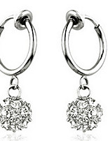 Earring Others Drop Earrings Jewelry Women Fashion Daily / Casual Alloy 1pc Silver