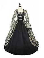 Steampunk®Georgian Gothic Prom Dress Civil War Southern Belle Ball Gown Princess Belle Gown