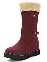 Women's Shoes Platform Snow Boots / Fashion Boots / Combat Boots / Round Toe Boots Outdoor / Office & Career / Dress