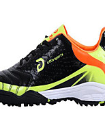 Men's Shoes Synthetic Athletic Shoes Soccer Lace-up Black / Blue / Light Green / Orange