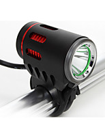 CREE XML L2 LED Bicycle Bike Light Headlamp with Laser Rear Lighting include Battery Pack and Charger