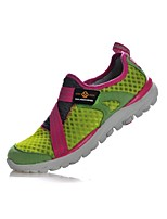 Da donna-Sneakers-Tempo libero / Sportivo-Punta arrotondata / Chiusa-Piatto-Di corda-Verde chiaro
