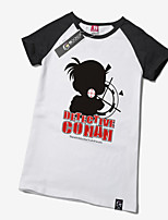 Inspired by Detective Conan Conan Edogawa Cotton T-shirt