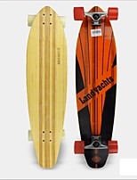 Longboards Skateboard Unisex  24.1x96.5 7 Carbon Steel Metal Cream Limit Movement Danny Way Recommended Best Quality