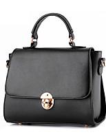 Women Cowhide Formal / Event/Party / Office & Career Shoulder Bag