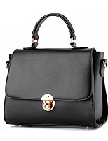 Women-Formal / Event/Party / Office & Career-Cowhide-Shoulder Bag-Multi-color