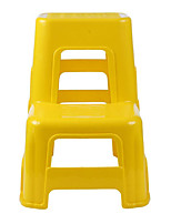 The Car Wash Diemand Stool Two Step Ladder Stool  Car Washing Tools Thickened Industrial Plastics