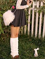 Women Ultra Warm Stockings,Acrylic / Polyester