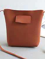 [3333] embossed simple Mini Bucket Bag Satchel Bag all-match Korean fashion casual handbag