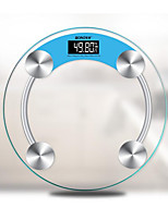 Round Scale Human Health Electronic Scales (7 Cell 33cm Foam Hardcover 6mm)