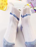 jongens sokken&kousen, all seasons katoen mengsels blauw / grijs