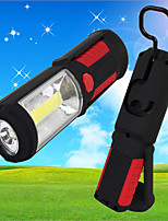 B73 Strong magnetic magnet work light LED flashlight