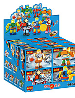 Jepcon Super Hero Assembled Block Puzzle Boy Toy Plastic Toy Bricks