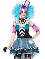 Cosplay-Bleu-Costumes de cosplay-Alice au Pays des Merveilles- pourFéminin