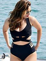 New Fashion Fat Woman Swimsuit Models Plus Fertilizer to Increase Code Dew Belly Was Thin Bikini Swimsuit Ms.