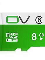 ov 8 g carte mémoire 16 Go de carte tf 32 g 64 g à 128 g véhicule données voyageant enregistreur haute vitesse carte mémoire c6