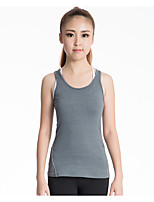 Running Compression Clothing / Tank Women's Breathable / Quick Dry / Stretch / Compression / Sweat-wicking Yoga / Fitness / Running Sports