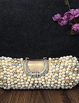 Women-Event/Party / Wedding-Velvet-Evening Bag-Gold / Silver / Black
