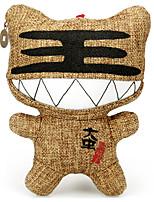 WU3 canzone dozzina tigre fumetto auto bambola appendere decorazioni