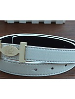 Boys Belts,All Seasons PU Black / Blue / Brown / Red / White