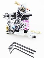 tatovering særlige wholesalefactory særlige 10 spoler tatovering maskine shader liner -rotary assorteret motor billigt
