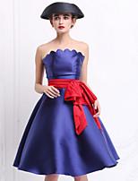 To My Fair Lady® Women's Strapless Sleeveless Above Knee Dress-1502029