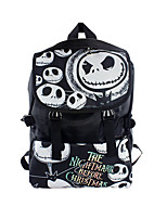 Cartoon The Nightmare Before Christmas Canvas Backpack