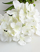 1Pc Luxury Hydrangea Amazing Colorful Decorative Flower For Wedding Party Birthday Decoration Artificial Flowers