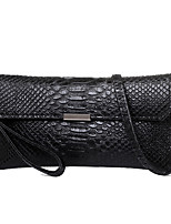 Women-Formal / Casual / Office & Career / Shopping-PU-Shoulder Bag-White / Pink / Gray / Black