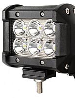 18w auto luce principale luce di striscia principale fuori strada lampadina lampade auto