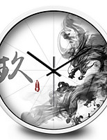 China Decorative Elegance Mute Quartz Wall Clock