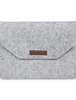 The New Solid Color Felt Bag for MacBook AIR11.6/13.3 Air/13.3 Retina/13.3 Pro