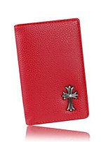 Women Fashion Wallet Coin Purses Holders Genuine Leather Mental Decoration Long Clutch Wallets