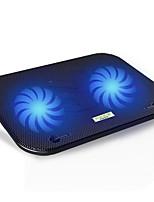 CMPICK Fashion Tribe F3 Dual Fan Notebook Radiator USB Computer Cooling Base Bracket