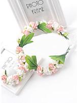 נשים / נערת פרחים קצף כיסוי ראש-חתונה / אירוע מיוחד פרחים חלק 1