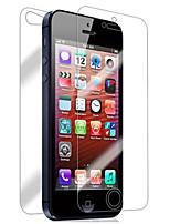 Enkay 0.26mm 9h 2.5d frente y prueba de explosiones templado protector de pantalla de cristal para el iphone 5 / 5s