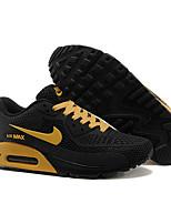 Nike Air Max 90 Men's Running Shoes Nike Air Max 90 Black Sport Shoes