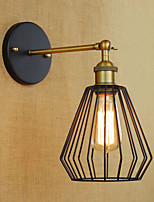 Traditional/Classic E26/E27 Metal Wall Sconces