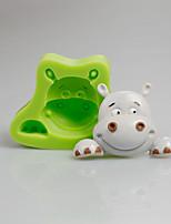 Animal Hippo Silicone Mold Cake Decoration Baking Sugarcraft Tools Polymer Clay Fimo Fondant Chocolate Candy Soap Making