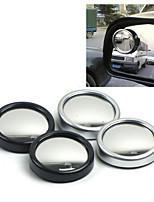 shun Wei SD-2401 κυρτό αυτοκίνητο μπορεί να είναι μικρό στρογγυλό καθρέφτη περιστρεφόμενο καθρέφτη καθρέφτη