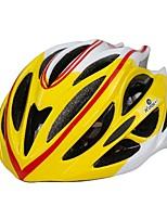 Casco(Amarillo / Rojo / Negro / Azul,EPS / PVC) -Montaña / Carretera / Deportes- deCiclismo / Ciclismo de Montaña / Ciclismo de Pista /