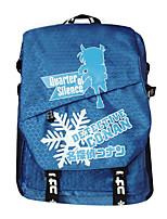 Cartoon Detective Conan Canvas Backpack