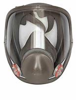 3m 6800 máscara de gas toldo de tipo de mantenimiento máscara de protección de la seguridad del cuerpo principal