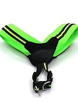 Gatos / Perros Cuello / Bozales Reflexivo / Ajustable/Retractable / Seguridad / Suave Verde / Rosa Fibra de polipropileno